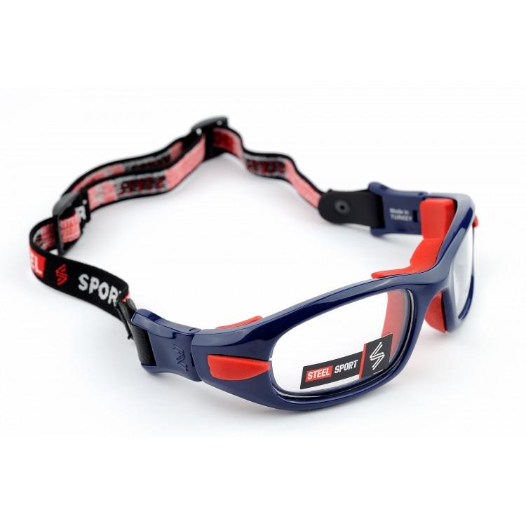 Steel Sport Fullsafe FS-M [11-17 Yaş Arası] Sporcu Gözlüğü [5 Renk Seçeneği]