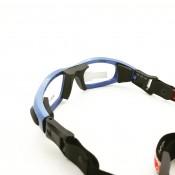 Steel Sport Fantasia Parlak Metalik Mavi [11-17 Yaş Arası] Sporcu Gözlüğü