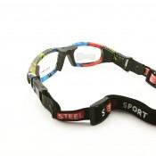 Steel Sport Fantasia Çizgi Karakter [11-17 Yaş Arası] Sporcu Gözlüğü