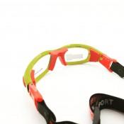 Steel Sport Fantasia Sarı-Kırmızı [18+ Yaş] Sporcu Gözlüğü