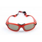 Steel Sport Fullsafe Kırmızı Sporcu Güneş Gözlüğü [11-17 Yaş Arası]