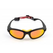 Steel Sport Fullsafe Mat Siyah Sporcu Güneş Gözlüğü [18+ Yaş]